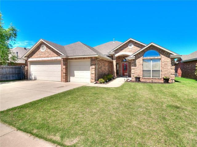 15821 Sandstone, Oklahoma City, OK 73170 (MLS #777829) :: Richard Jennings Real Estate, LLC