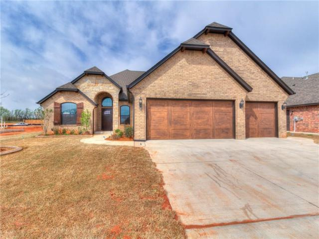 4609 Hidalgo Avenue, Mustang, OK 73064 (MLS #779791) :: Erhardt Group at Keller Williams Mulinix OKC