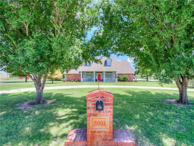 3901 Pleasant Valley Circle, Norman, OK 73072 (MLS #783594) :: Wyatt Poindexter Group