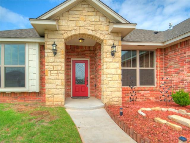3912 Presidio Drive, Norman, OK 73072 (MLS #785218) :: Wyatt Poindexter Group