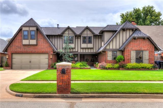 1116 NW 197th Street, Edmond, OK 73012 (MLS #787686) :: Homestead & Co