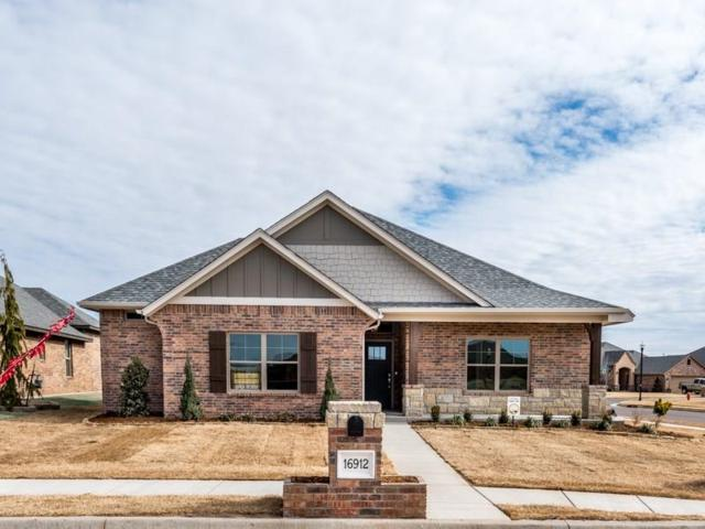 16912 Barcelona Drive, Oklahoma City, OK 73170 (MLS #793808) :: Homestead & Co