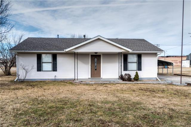 22 W 1st, Davenport, OK 74026 (MLS #796677) :: Wyatt Poindexter Group
