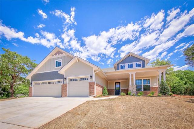 8940 Overlook Drive, Guthrie, OK 73044 (MLS #798036) :: Wyatt Poindexter Group
