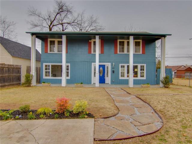 913 NW 48th Street, Oklahoma City, OK 73118 (MLS #798677) :: Wyatt Poindexter Group