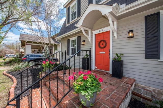 216 NW 22nd Street, Oklahoma City, OK 73103 (MLS #803806) :: Wyatt Poindexter Group