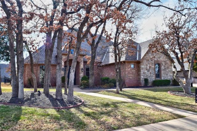 1424 Briar Forest Circle, Edmond, OK 73025 (MLS #803917) :: Wyatt Poindexter Group