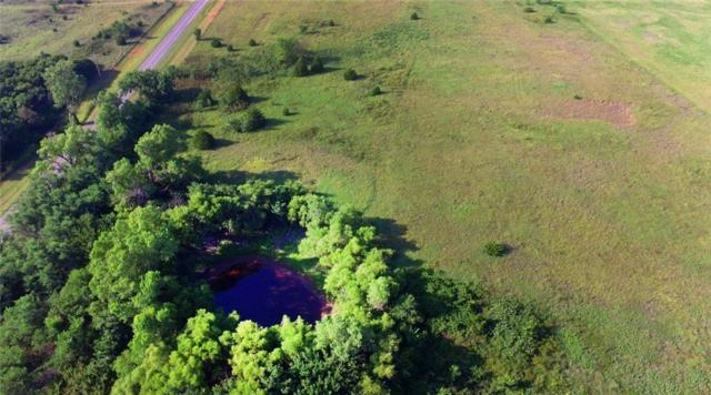 Tract 5 -County Street 2940, Blanchard, OK 73010 (MLS #804237) :: KING Real Estate Group