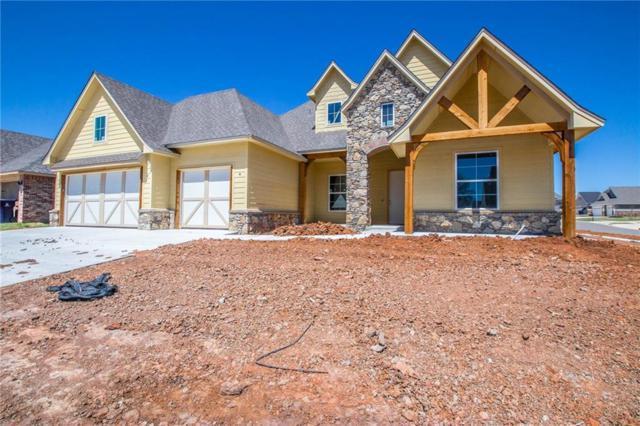 801 NW 186th Street, Edmond, OK 73012 (MLS #807351) :: Barry Hurley Real Estate