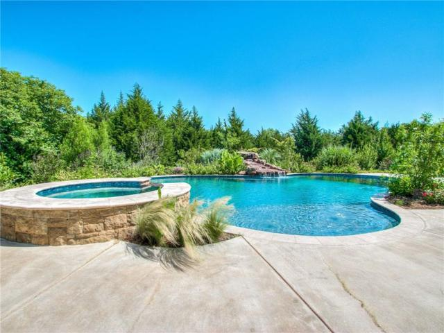 10001 Beaupre Drive, Arcadia, OK 73007 (MLS #807569) :: Wyatt Poindexter Group