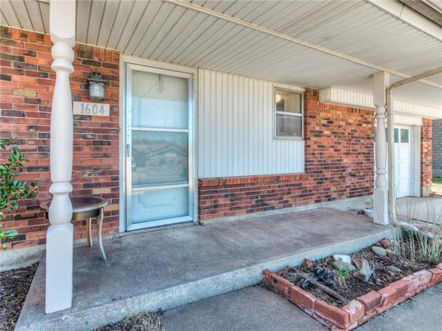 1604 77th, Oklahoma City, OK 73159 (MLS #809184) :: Wyatt Poindexter Group