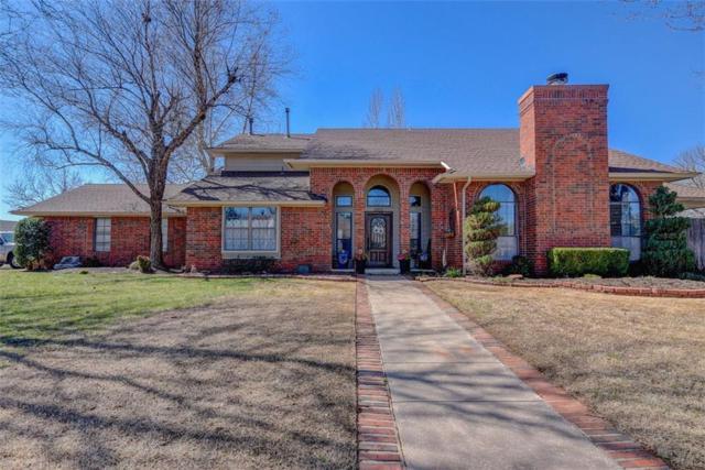 4801 W Two Lakes Street, Norman, OK 73072 (MLS #810465) :: KING Real Estate Group