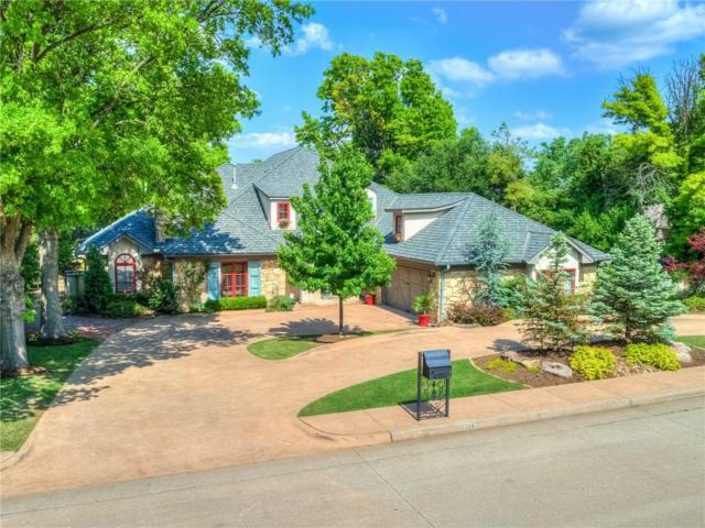 6104 Oak Tree Road, Edmond, OK 73025 (MLS #811004) :: Wyatt Poindexter Group