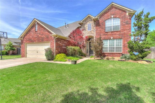 4417 Whitmere, Norman, OK 73072 (MLS #811259) :: Wyatt Poindexter Group