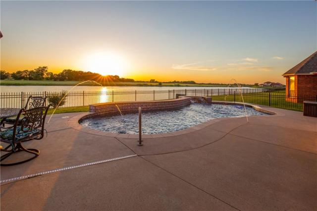 712 Waterwood Drive, Norman, OK 73072 (MLS #823034) :: Wyatt Poindexter Group