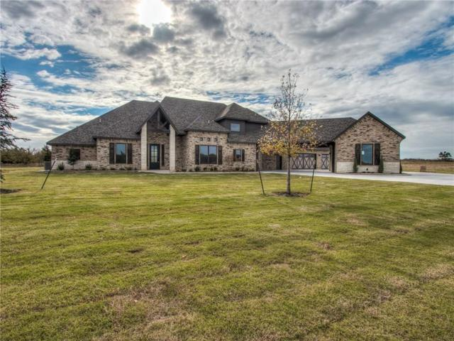 13800 Grae Ridge Road, Oklahoma City, OK 73078 (MLS #825845) :: KING Real Estate Group