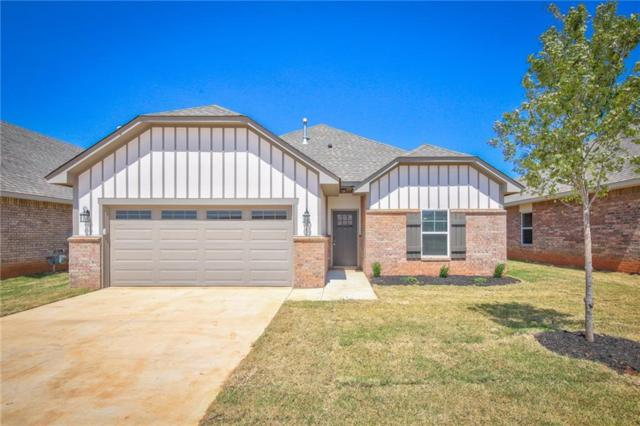 9041 NW 143rd Street, Oklahoma City, OK 73142 (MLS #826734) :: Wyatt Poindexter Group