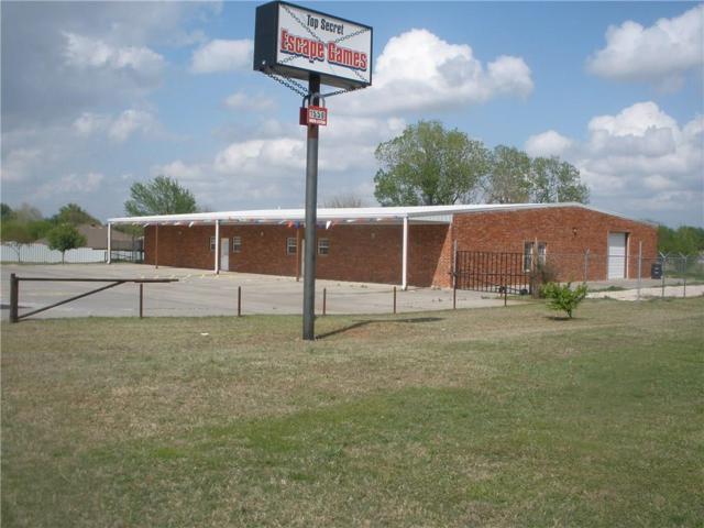 1550 S Eastern, Moore, OK 73160 (MLS #826867) :: Denver Kitch Real Estate