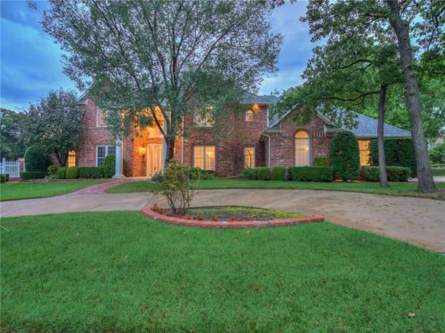 2609 Kensington Terrace, Edmond, OK 73013 (MLS #827189) :: Wyatt Poindexter Group