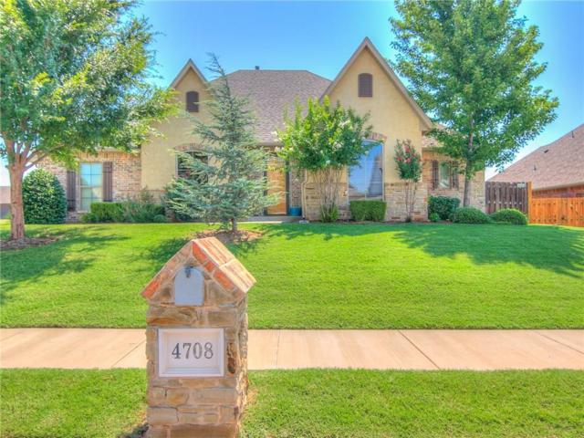 4708 Spectacular Bid Avenue, Edmond, OK 73025 (MLS #827679) :: Homestead & Co