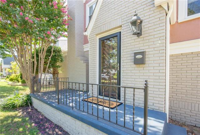 3436 NW 19th Street, Oklahoma City, OK 73107 (MLS #829096) :: Homestead & Co