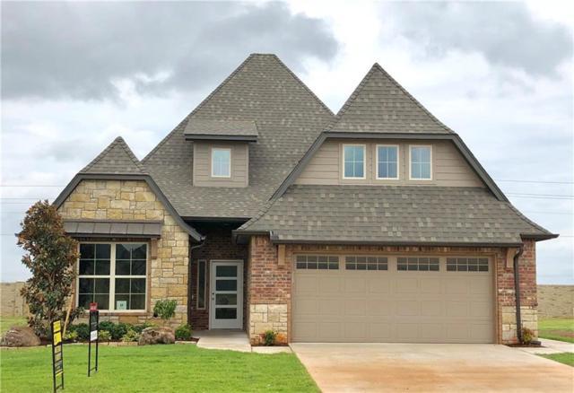 7633 NW 136th Terrace, Oklahoma City, OK 73142 (MLS #831425) :: Wyatt Poindexter Group