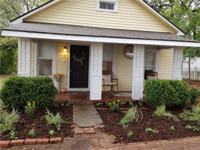 417 S 1st, Guthrie, OK 73044 (MLS #834071) :: KING Real Estate Group
