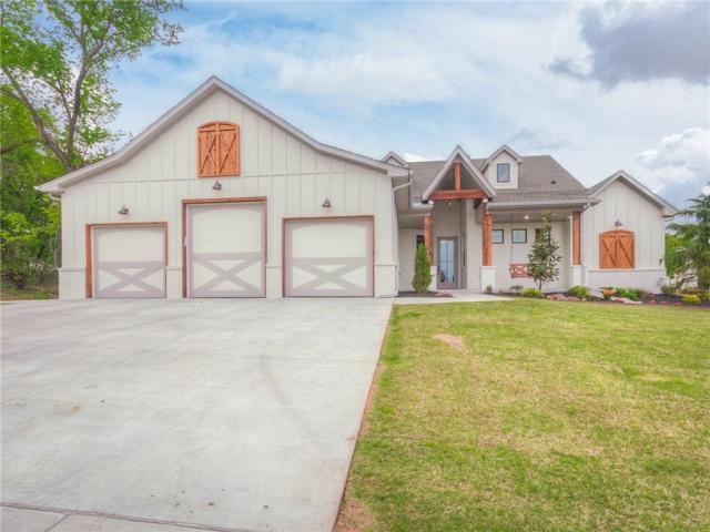 6216 Beau Court, Edmond, OK 73034 (MLS #842675) :: Denver Kitch Real Estate