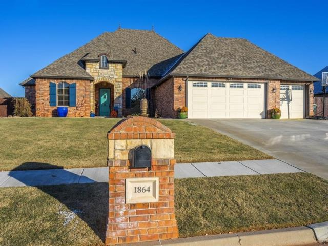 1864 Grants Pass Avenue, Blanchard, OK 73010 (MLS #842943) :: Homestead & Co