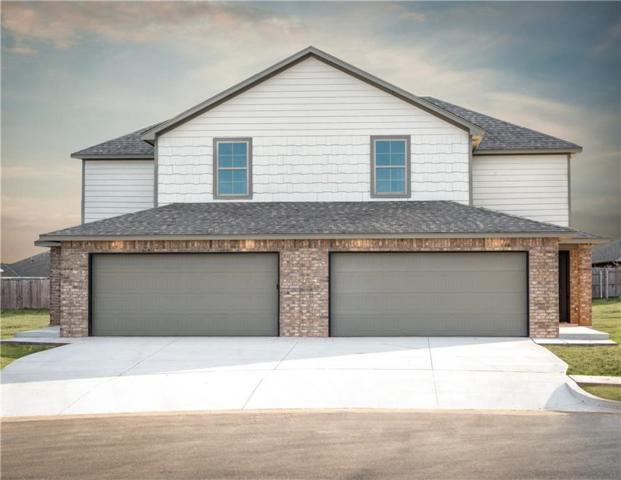 8816 SW 45th Street, Oklahoma City, OK 73179 (MLS #843926) :: Homestead & Co