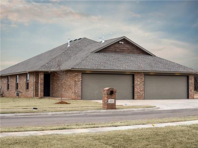 4503 Limestone Street, Oklahoma City, OK 73179 (MLS #844250) :: Homestead & Co