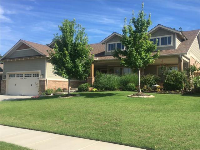 4741 October Drive, Edmond, OK 73034 (MLS #854256) :: Homestead & Co