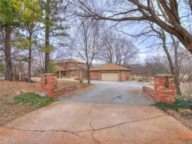 2900 N Western Avenue, Edmond, OK 73012 (MLS #855065) :: Homestead & Co