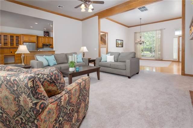 13809 Plantation Way, Edmond, OK 73013 (MLS #870644) :: Homestead & Co