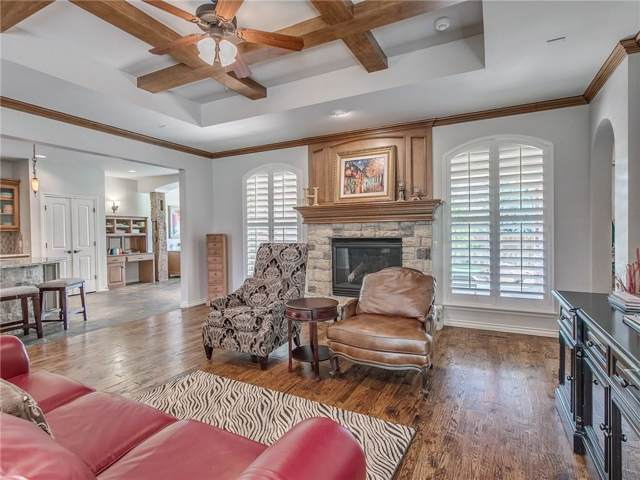 7612 NW 134th Street, Oklahoma City, OK 73142 (MLS #871299) :: Homestead & Co