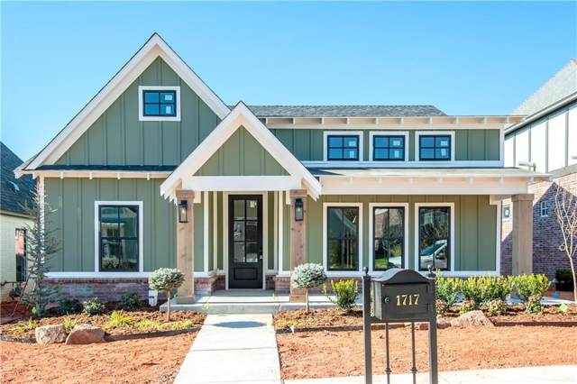 1717 Boathouse Road, Edmond, OK 73034 (MLS #890900) :: Homestead & Co