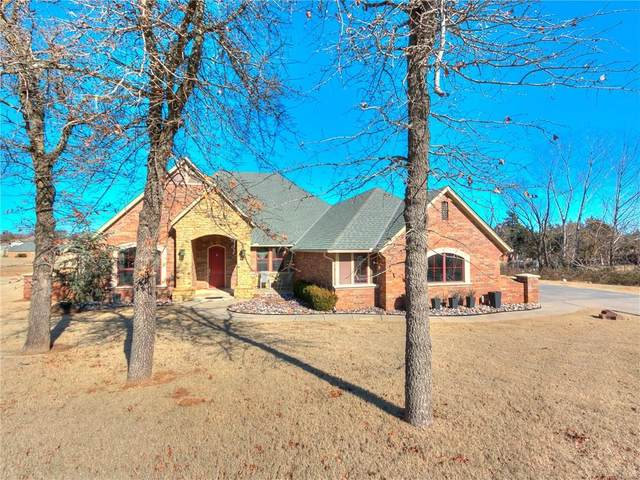 14473 Lanes Crossing, Choctaw, OK 73020 (MLS #897454) :: Homestead & Co