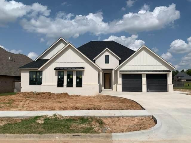 4415 Escalon Drive, Norman, OK 73072 (MLS #898078) :: Homestead & Co