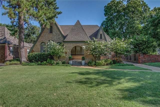 209 Edgemere Court, Oklahoma City, OK 73118 (MLS #898327) :: Homestead & Co