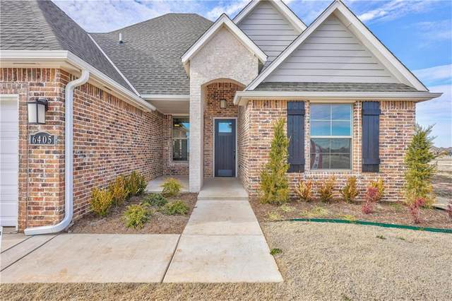 6405 NW 153rd Street, Edmond, OK 73013 (MLS #900578) :: Homestead & Co