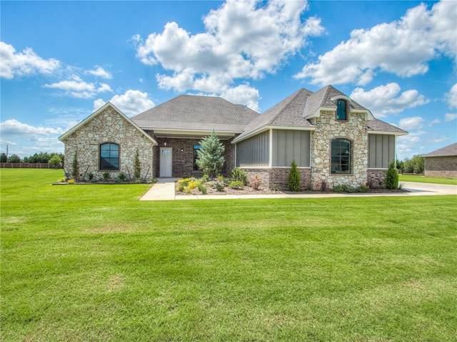 2320 NW 220th Terrace, Edmond, OK 73025 (MLS #901961) :: Keri Gray Homes