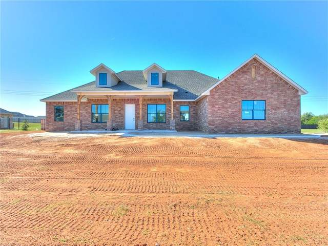 31512 Boomer Avenue, Norman, OK 73072 (MLS #906000) :: ClearPoint Realty