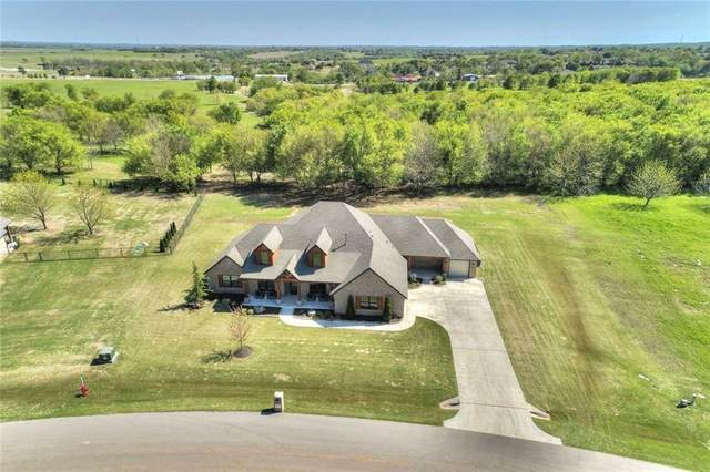 2284 NW 34th Street, Newcastle, OK 73065 (MLS #906430) :: Homestead & Co