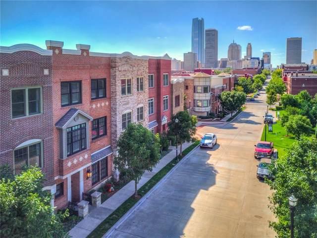 416 NE 2nd Street, Oklahoma City, OK 73104 (MLS #906477) :: Keri Gray Homes
