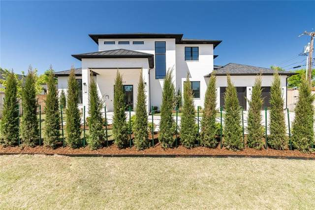 8309 Greystone Avenue, Oklahoma City, OK 73120 (MLS #908447) :: Keller Williams Realty Elite