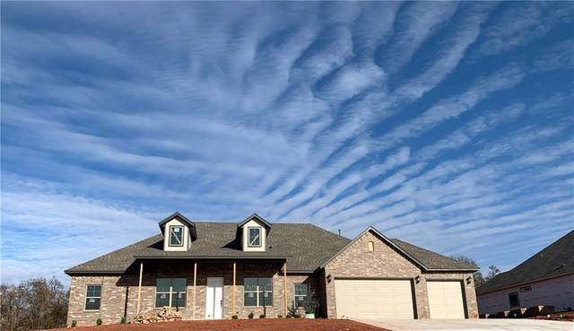 8830 Overlook Drive, Guthrie, OK 73044 (MLS #911922) :: The UB Home Team at Whittington Realty