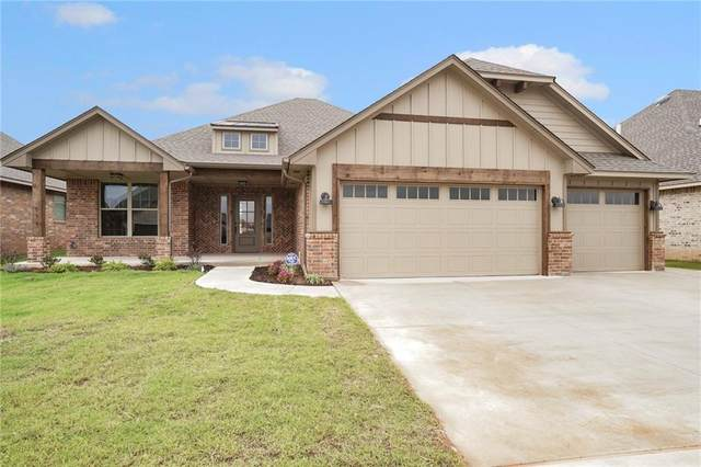 12101 SW 48th Street, Mustang, OK 73064 (MLS #917385) :: Erhardt Group at Keller Williams Mulinix OKC