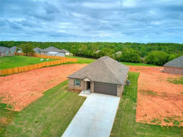 4520 Smokestack Road, Guthrie, OK 73044 (MLS #924412) :: Maven Real Estate
