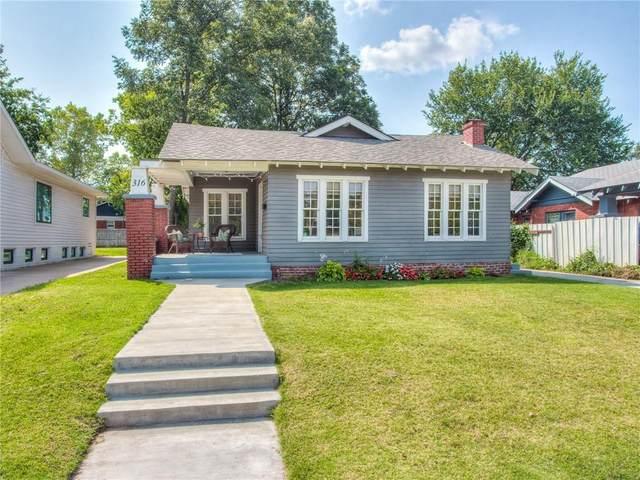 316 NE 16th Street, Oklahoma City, OK 73104 (MLS #928732) :: Homestead & Co