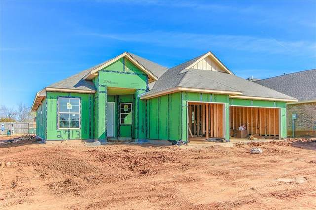 2713 Summit Crossing Parkway, Norman, OK 73071 (MLS #934368) :: Your H.O.M.E. Team